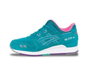reputable site 4a1e1 ee7d9 Details about Asics GEL-LYTE 3 III (Tropical Green) All Weather Pack  [H511L-7878] Unisex