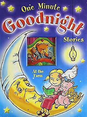 On the Farm : One Minute Goodnight Stories by Yoyo Books