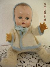 Vintage Reliable Baby Doll  Drinks wets and cries real tears  Made in Canada
