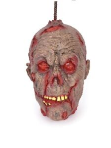 Decayed-Head-Hanging-Halloween-Party-Accessories