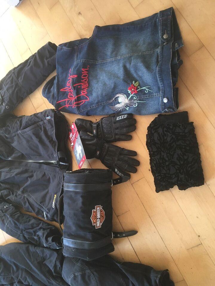 Andet, Rukka, Harley Davidson