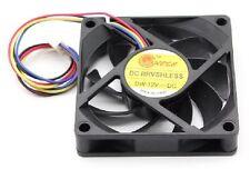 BRUSHLESS 4-Pin CPU Cooling Cooler Fan 1000-2000RPM 7 X 7 X 1.5cm DC 12V CHIP118