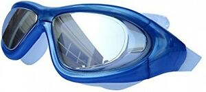 Qishi Super Big Frame No Press The Eye Swimming Goggles for Adult