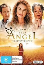 TOUCHED BY AN ANGEL - SEASON 7 - DVD - Region 2 UK Compatible - sealed