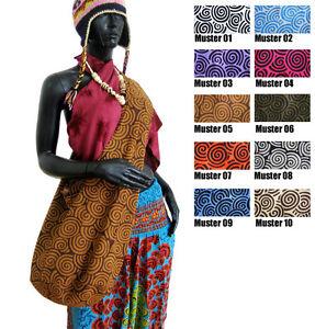 Umhaengebeutel-KREIS-Muster-unterschiedliche-Farben-Bag-Shopper-Umhaengetasche-NEU