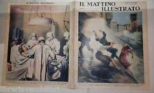 1939 Burrasca Savona Maria Teresa di Savoia Grado Birzi Marte Axum a Roma Peru