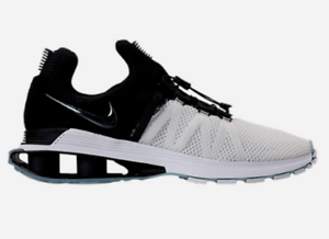 New shoes for men and women, limited time discount New Nike Shox Gravity White Black Oreo AR1999-101 Men's Running Shoes