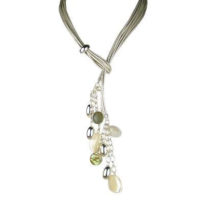 Silver Lasso Pendant