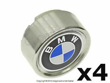 BMW E10 E21 E30 Wheel Center Hub Caps (4) GENUINE + 1 year Warranty