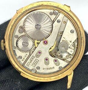 Duward-Cal-1522-Main-Manuel-Vintage-34-9-mm-Pas-Fonctionne-pour-Pieces-Cache