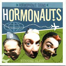Hormonauts-Staying Alive (Bee Gees) Cd Single Promo Carboard Sleeve 2004 EX/NM