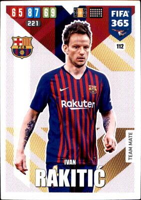 Panini Fifa 365 2020 Karten Cards 117 Lionel Messi Basis Karte
