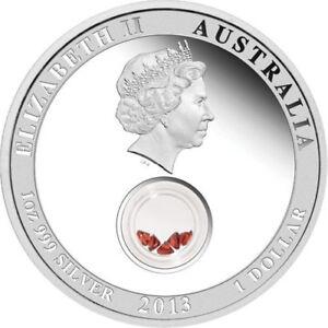 2013-1-Treasures-of-the-World-Europe-1oz-Silver-Proof-Locket-Coin-Garnet-Gems