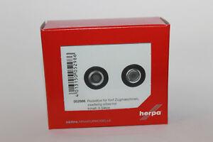 Herpa 052986 Radsätze für 5 Zugmaschinen silber rot H01:87 NEU in OVP