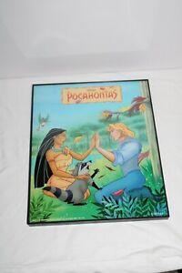 Framed Picture Pocahontas - Disney - 24 x 30,5 cm