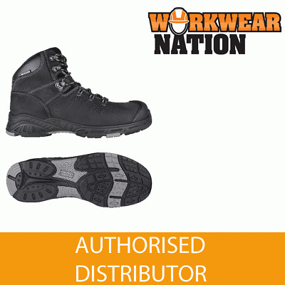 TOE GUARD BY SNICKERS ICON S3 TG80470 SRC WORK BOOT FREE BEANIE