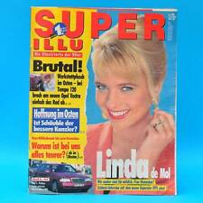 Super Illu 39-1992 | 17.09.1992 Linda de Mol Wolfgang Schäuble Mercedes 190
