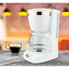 10-Cup-White-Digital-Coffee-Maker thumbnail 7