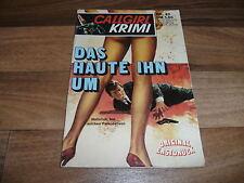 CALLGIRL 2000  # 40 -- das haute ihn um !! / SEX - KRIMI - ACTION  1970er