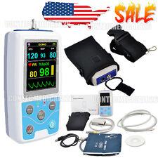 Vital Signs Monitor Patient Monitor SPO2,NIBP,Pulse Rate,24hrs Ambulatory NIBP