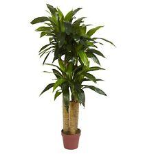 Silk Plants And Trees Artificial Living Room Corn Stalk Dracaena Decorative Fake