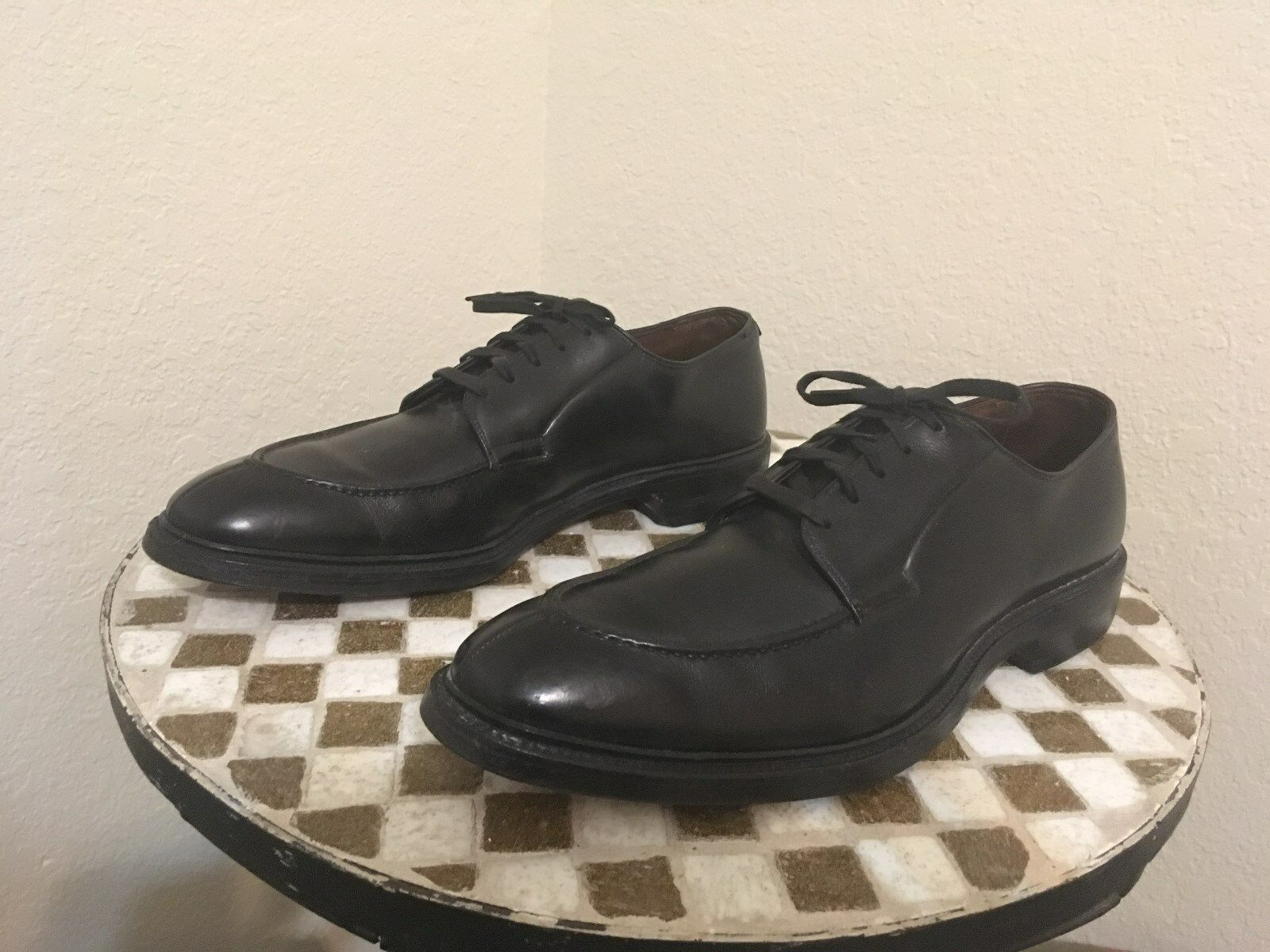 Negro Zapatos De Negocios ALLEN EE. EDMONDS NAILESS EE. ALLEN UU. 10.5 AAA 311d2e