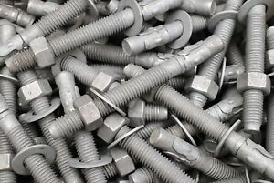10-Galvanized-Concrete-Wedge-Anchor-Bolts-5-8-x-6-Includes-Nuts-amp-Washers