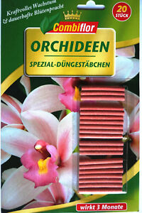 Combiflor-Orchidee-Barrette-Fertilizzante-20-st-lungo-Termine-Npk-MG-14-7-8