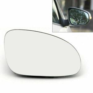 Door-Derecho-Climatizada-Espejo-Vidrio-W-Holder-Para-VW-Golf-GTI-Jetta-MK5