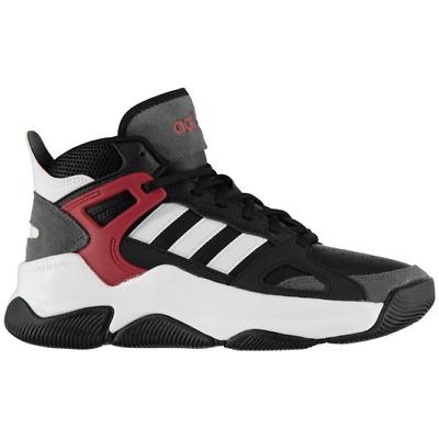 Adidas Streetspirit Scarpe da Basket Uomo UK 12 USA 12.5 Eu 47.13 Ref 741   eBay