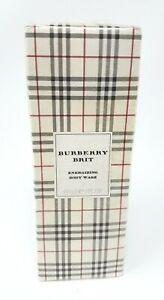 Burberry-Brit-Energizing-Body-Wash-5-fl-oz-150-mL-NEW-IN-IMPERFECT-BOX