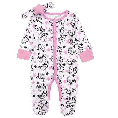 Babytown Little Star 2 Piece Sleepsuit Set