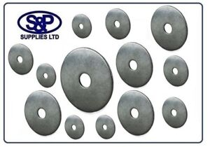 M5-M6-M8-M10-x-25MM-A2-STAINLESS-STEEL-REPAIR-WASHER-PENNY-WASHERS-ST-STEEL-A2