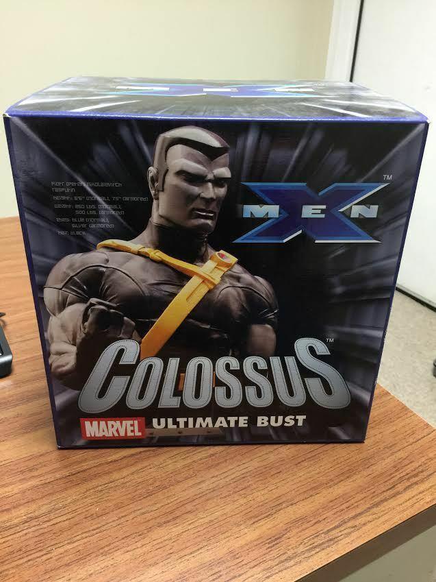 Marvel X Men COLOSSUS ULTIMATE BUST Special Limited Edition 332 of 500