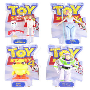 """Disney Pixar Toy Story 4  7"""" Tall, Posable Character Figure for Kids"""