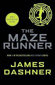 James-Dashner-The-Maze-Runner-Maze-Runner-Series-Like-New-Paperback