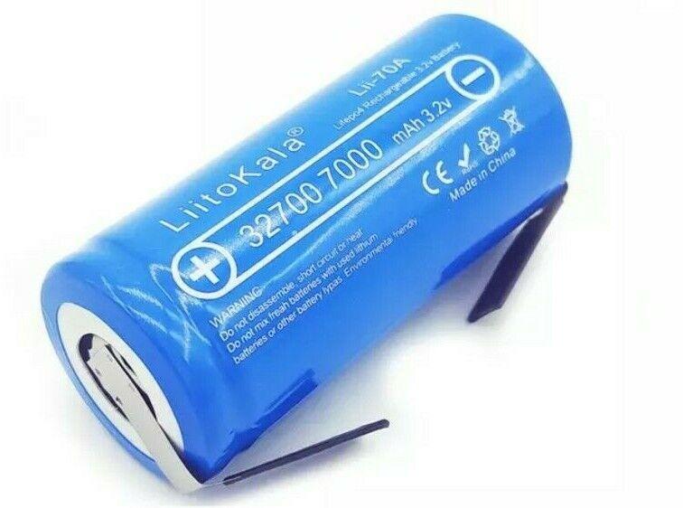 s l1600 - Bateria Lifepo4 32700 7000mAh 3.2V