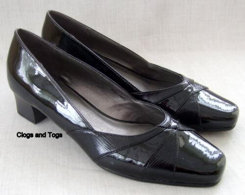vernies K Clarks Nouveau Chaussures Camelot pour femmes noires xz4Fvvwq