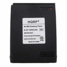 HQRP Battery for Icom IC-02AT IC-03AT IC-04AT IC-12AT IC-2GAT IC-4GAT Radio