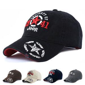 Jeep-Men-Women-Hat-Baseball-Hat-Golf-Ball-Sport-Casual-Sunproof-Cap-Casquette