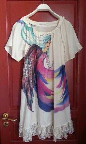 lace As New En Robe Silk Magnifique Soie Chisato Gorgeous Tsumori Dress wq0wx4BHg