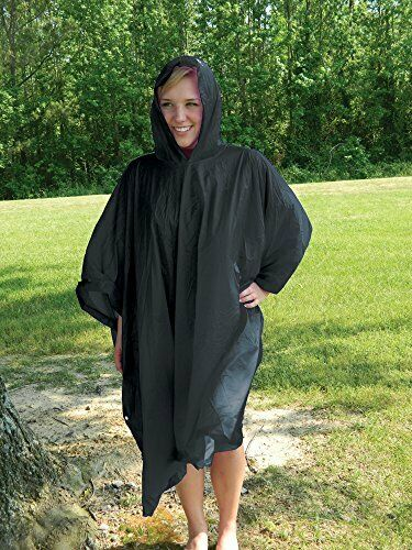 Equi-Sky by Partrade Rain Poncho in Assorted Colors