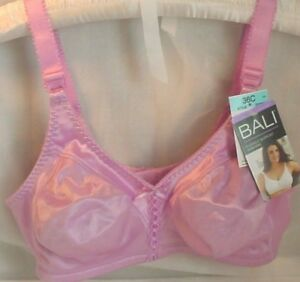 9ad0268cec9d9 New 36C Pink Quartz Superb All Around WF Support Bra by Bali 3820 ...