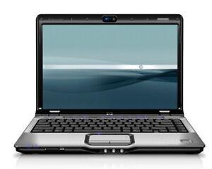 HP-Pavilion-dv2500-Windows-10-Pro-4GB-di-RAM-160GB-Storage-Intel-Core-2-Duo