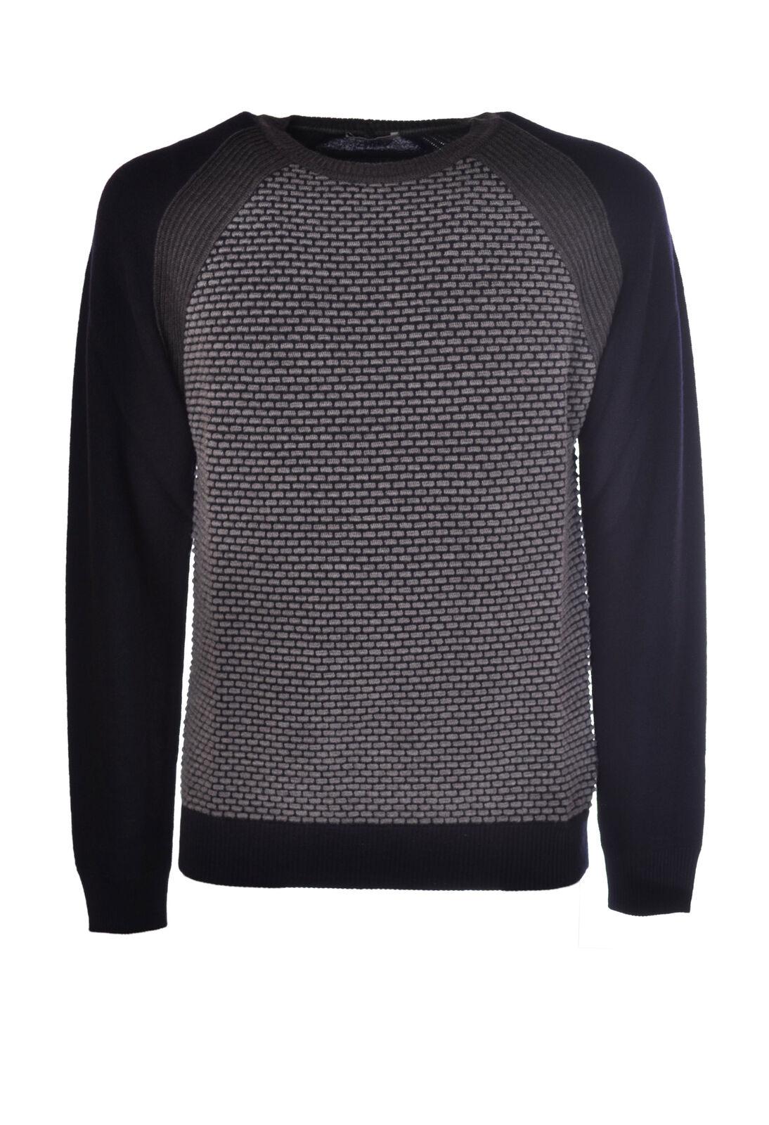 Paolo Pecora  -  Sweaters - Male - Blau - 2777630N173711