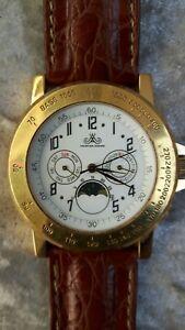 Meister Anker Uhr - Duisburg, Deutschland - Meister Anker Uhr - Duisburg, Deutschland