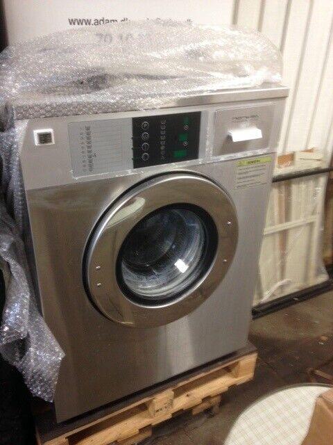 Andet mærke vaskemaskine, Nortec, frontbetjent