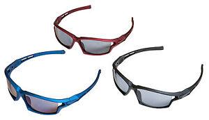 3-x-Acclaim-A1-Lunettes-de-sport-soleil-cadre-plastique-polycarbonate-verres-amp