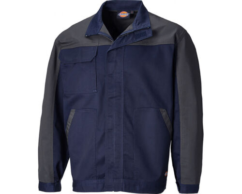 Dickies Everyday Jacket Mens Lightweight Durable Pocket Work Coat ED247JK