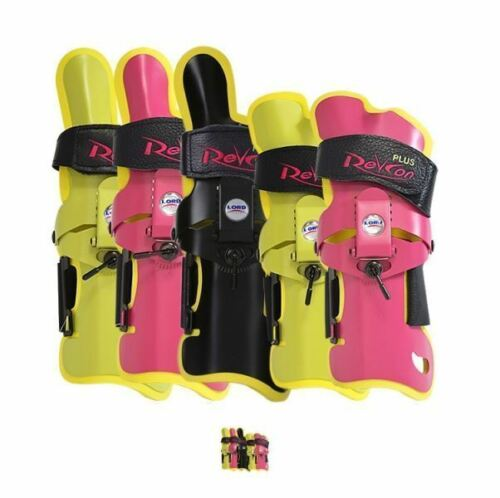 REVCON Plus Left Hand Cobra Mammoth Bowling Wrist Support Gloves Bowl A/_r